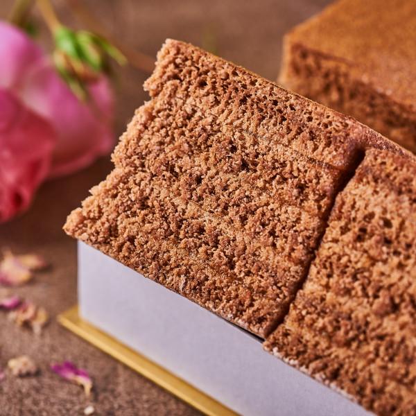 Апельсиново-шоколадные пастильные пирожные. Фото
