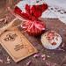 """""""Голубой Дунай"""" в белом шоколаде. Фото №3"""