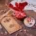 ГОЛУБОЙ ДУНАЙ. Пастильная конфекта в белом шоколаде. Фото №3