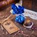 ГОЛУБОЙ ДУНАЙ. Пастильная конфекта в темном шоколаде. Фото №0