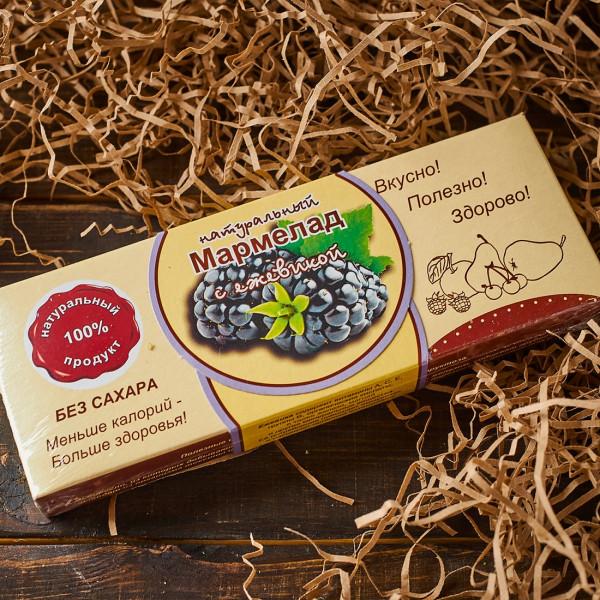 Мармелад без сахара с Ежевикой. Фото