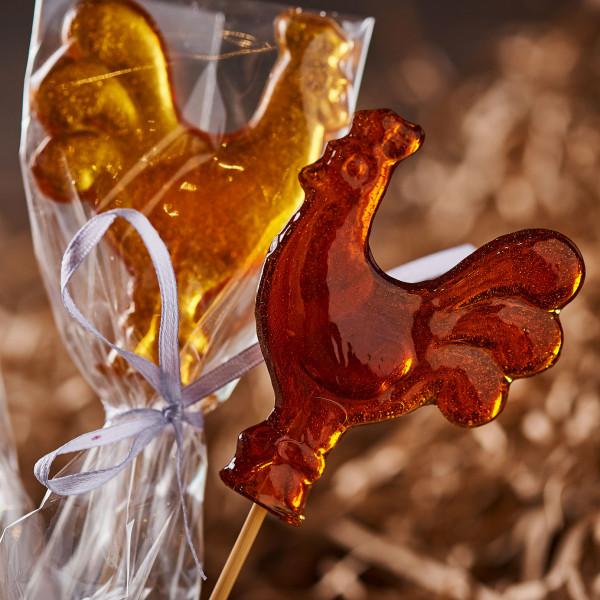 Конфета Петушок на палочке. Фото