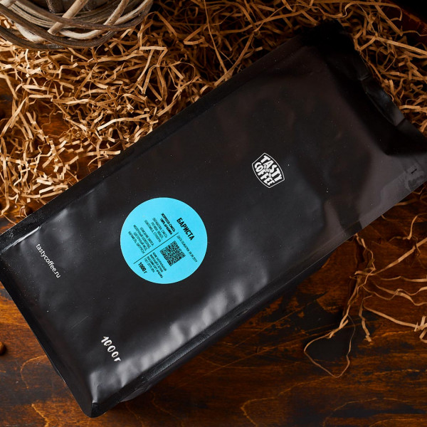 Кофе Бариста 1кг. Фото