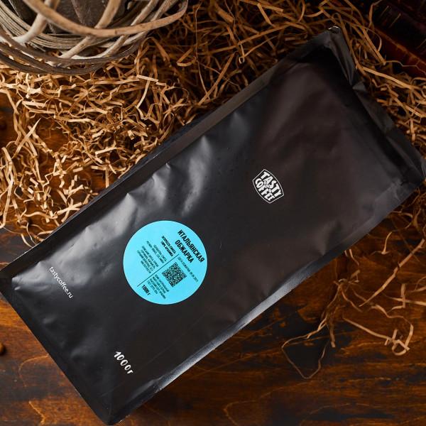 Кофе Итальянская обжарка 1кг. Фото